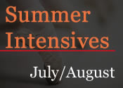 Summer Programs (July/August)