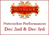 OCBT Nutcracker Performances – 2017